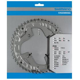 Shimano Alivio FC-T4010 eturattaat 9-vaihteinen , hopea